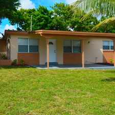 Rental info for Tricon American Homes in the Melrose Manors area