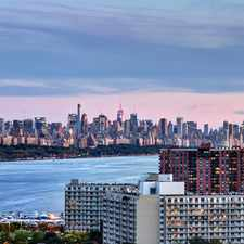 Rental info for STUNNING VIEWS IN PRIME LOCATION! Two Bedroom Condo FOR SALE in Edgewater, New Jersey