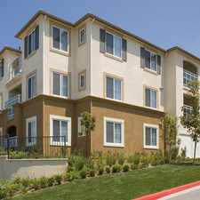 Rental info for Bella Vista At Warner Ridge in the Los Angeles area