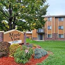 Rental info for Maple View Apartments