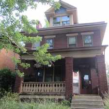 Rental info for 56 E Oakland in the Old North Columbus area