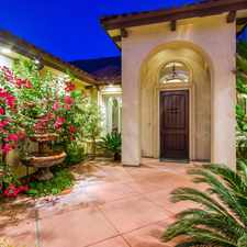 Rental info for Once in a lifetime abode in the Fresno area