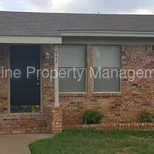 Rental info for 2 bedroom Duplex minutes from the lake!