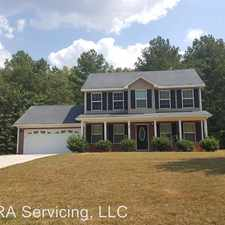 Rental info for 140 Patterson Way