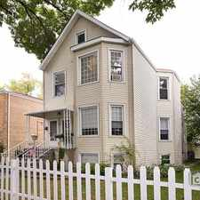 Rental info for $2700 2 bedroom Townhouse in North Side North Center in the Chicago area
