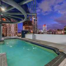 Rental info for Exclusive Metropolis - Luxury and Design in the Brisbane City area