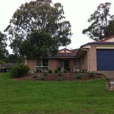 Rental info for BEAUTIFUL FAMILY HOME in the Brisbane area
