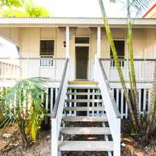 Rental info for CHARMING QUEENSLANDER in the Main Beach area