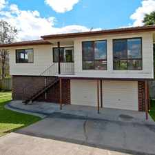 Rental info for Highset House on Huge Block! in the Bethania area
