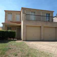 Rental info for ELEGANT AND SPACIOUS in the Sydney area