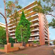 Rental info for RARE 2 BEDROOM UNIT WITH COURTYARD in the Westmead area