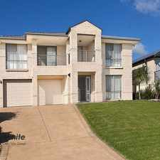 Rental info for IMMACULATE 4 BEDROOM HOME in the Wollongong area