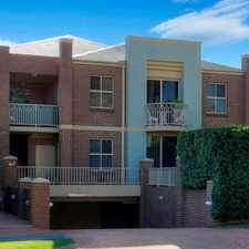 Rental info for Inner City Unit in the Wollongong area