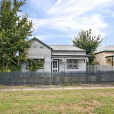 Rental info for Charming three bedroom home just minutes from the CBD in the Ballarat area