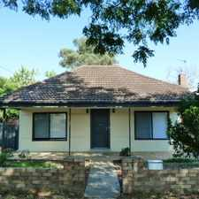 Rental info for Only Walking Distance to the CBD! in the Wagga Wagga area