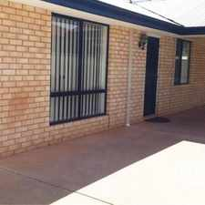 Rental info for Easy Living Close to Town in the Kalgoorlie area