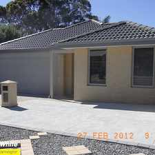 Rental info for LARGE HOME WITH STREET FRONTAGE