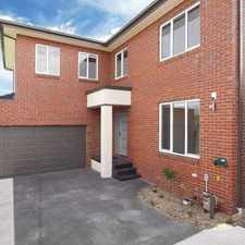 Rental info for High Quality Living! in the Melbourne area