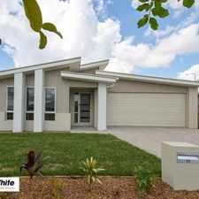 Rental info for Near new, very modern, priced to please in the Morayfield area