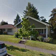 Rental info for 3541 South Ferdinand Street in the Columbia City area