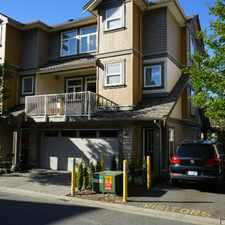 Rental info for Beautiful Townhouse on Promontory available Oct 1