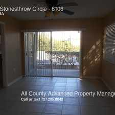Rental info for 6939 Stonesthrow Circle