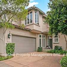 Rental info for 9630 Claiborne Square in the Torrey Pines area