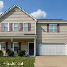 Rental info for 6725 Paint Rock Lane Raleigh