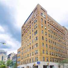 Rental info for 2220 Walnut Street #210 in the Center City West area