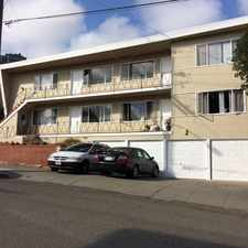 Rental info for 284 VAN BUREN AVE in the Oakland area