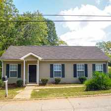 Rental info for Great 3 Bedroom and 2 Bath in Griffin !! in the Griffin area