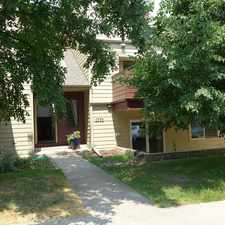 Rental info for Colorful 2B 2B townhome located in North Boulder