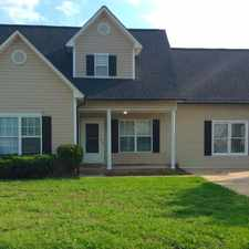 Rental info for Tricon American Homes in the Indian Trail area