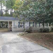 Rental info for 3br Ranch home, Hardwood floors throughout in the Atlanta area