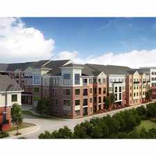 Rental info for Creekside at Crabtree in the Raleigh area