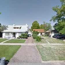 Rental info for Single Family Home Home in Denver for For Sale By Owner in the Villa Park area