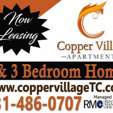 Rental info for Copper Village Apartments