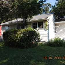Rental info for 431 New River Drive