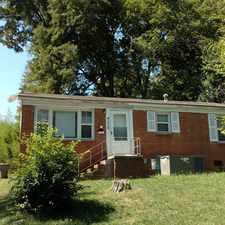 Rental info for Cute & Nice 3/1 brick home
