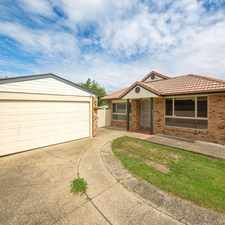 Rental info for Spacious Home in Quite Cul-De-Sac in the Bald Hills area