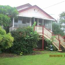 Rental info for QUEENSLANDER IN PRIME LOCATION