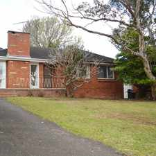 Rental info for **Application Approved and Holding Deposit Received ** in the South Turramurra area