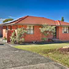 Rental info for Neat & Tidy Home in the Warilla area