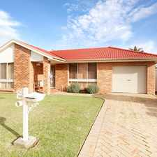 Rental info for Great Family Home in the Rooty Hill area