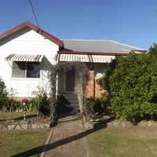 Rental info for VERY NEAT & TIDY 2 BEDROOM - MUST SEE! in the Cessnock area