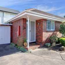Rental info for Lovely renovated unit in the Melbourne area