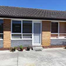 Rental info for Neat, Tidy AND convenient location! in the Springvale area