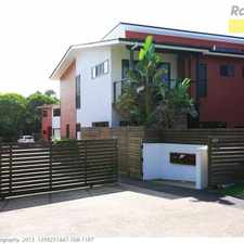 Rental info for Modern Townhouse in Central Location in the Hervey Bay area