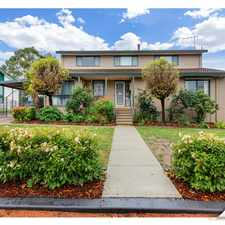 Rental info for Fantastic Family Home - Great Location in the Canberra area