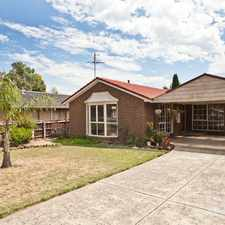 Rental info for Fully Renovated Huge Family Home in the Scoresby area